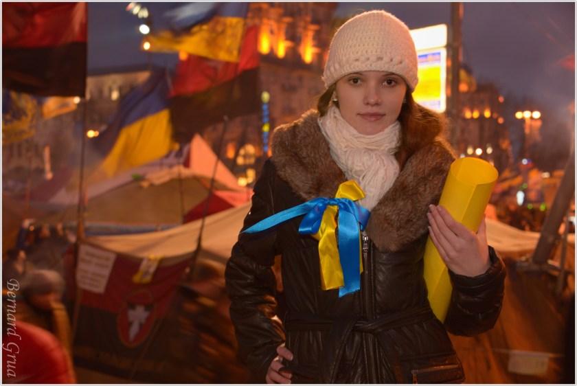 #EuroMaydan, Kiev, Ukraine - 25/12/2013