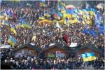 #EuroMaydan, Kiev, Ukraine - 22/12/2013