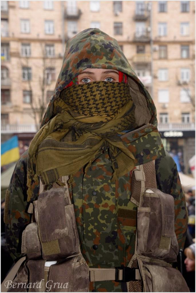 Revolution, Kyiv, 16/03/2014