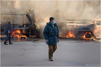 Sadovaya/Institut Bernard Grua - Kiev Maidan