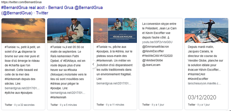 Bernard Grua, Kerkennah, pêche aux poulpes, Tunisie