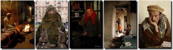 Bernard Grua photos de reportage Laurent Courtois Agoravox Novorossia Donetsk