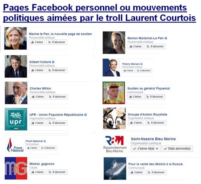 L'extrême droite et le troll Laurent Courtois par Bernard Grua Agoravox
