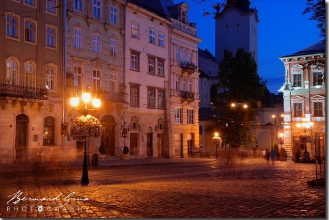Lviv, ville de Taras, Ukraine occidentale, carrefour culturel et historique d'Europe centrale