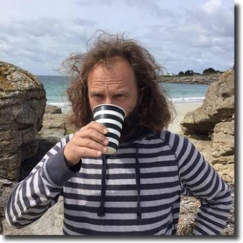 Photo de profile Facebook de Taras, Trévignon, juin 2017