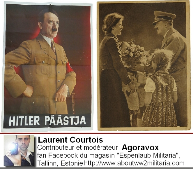 Laurent Courtois - Nazis- Hitler - fasciste - Courtois Laurent, Donetsk, Donbass, Ukraine