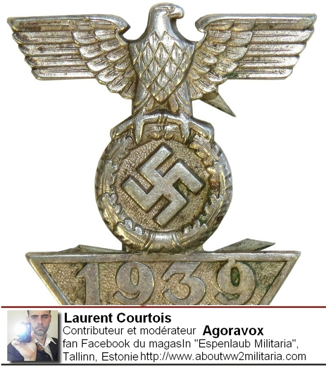Aigle nazi - fascistes- boutique Espenlaub Courtois Laurent, Donetsk, Donbass, Ukraine