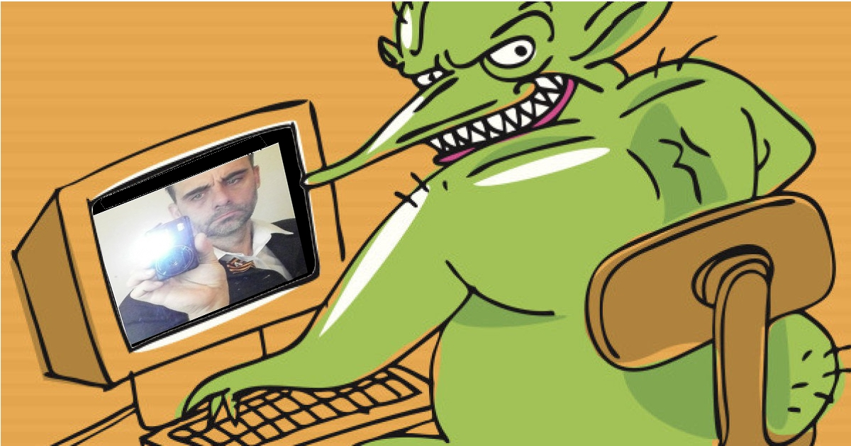 Le troll Laurent Courtois, Agoravox, Novorossia, Donetsk, se livre