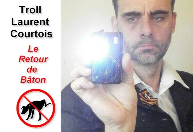 Laurent Courtois contributeur Agoravox, troll diffamateur, fascisme et perversions