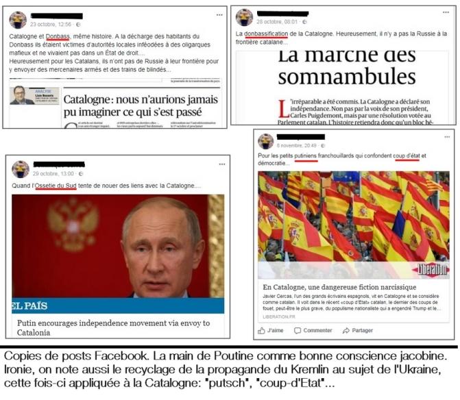 Dominique Serres le jacobin exploitaant l'antipoutinisme