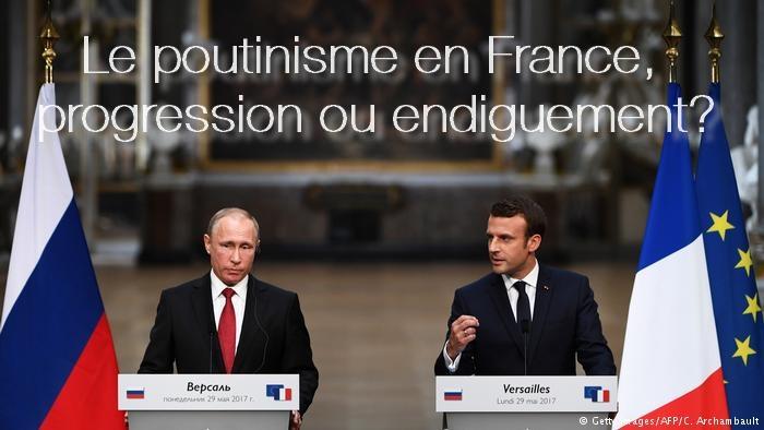Le poutinisme en France, par Bernard Grua