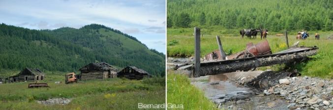 Le village de Batagol en 2008 - Photos Bernard Grua