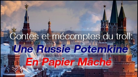 laurent courtois faux comptes et fausse Russie
