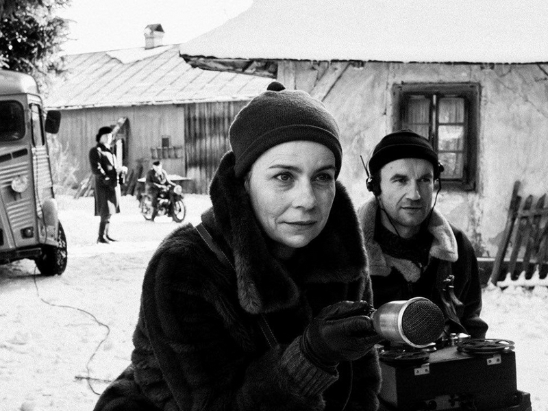 Agata Kulesza, Tomasz Kot - Pologne - Cold War, 2018, par Pawel Pawlikowski Blog Bernard Grua