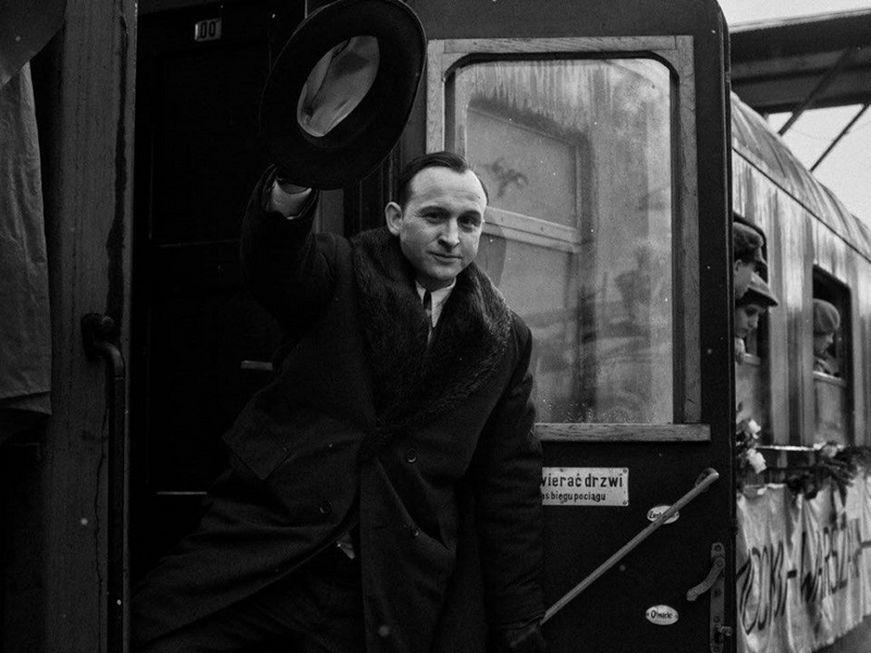 Borys Szyc - Berlin - Cold War, 2018, par Pawel Pawlikowski Blog Bernard Grua