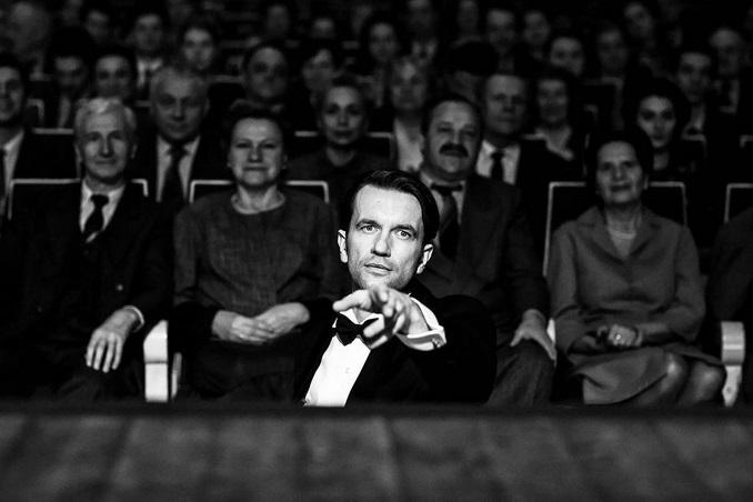 Tomasz Kot - Berlin - Cold War, 2018, par Pawel Pawlikowski Blog Bernard Grua
