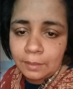Ramla Akhtar acccusing a man on Facebook of rape  and paedophilia & denouncing a general  sex abuse conspiracy in a small moutain  community