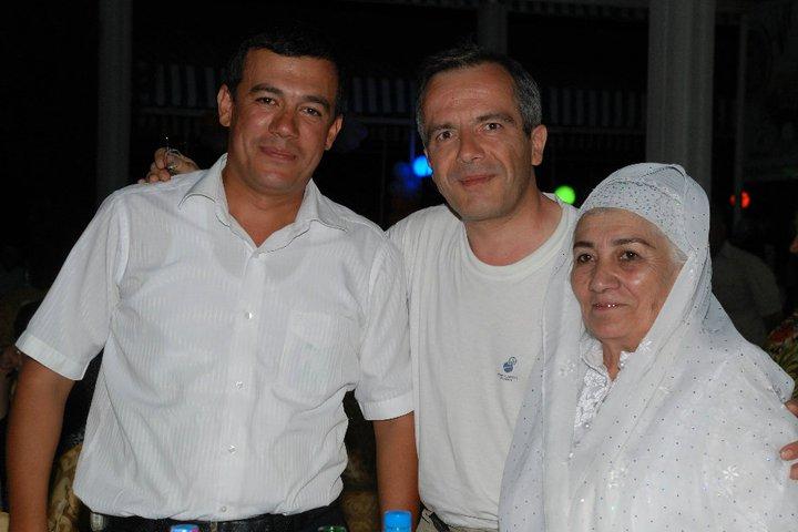 Bernard Grua, invitation impromptue dans un mariage ouzbek à Samarcande