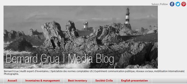 Bernard Grua | Media Blog