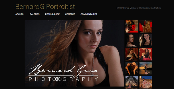 Bernard Grua Portraitiste
