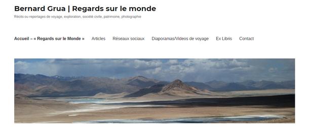 Blog de bernard Grua, Regards sur le monde