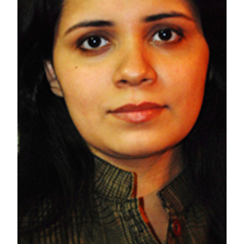 Ramla Akhtar portrait