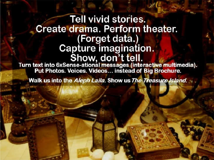 Ramla Akhtar: tell vivid stories