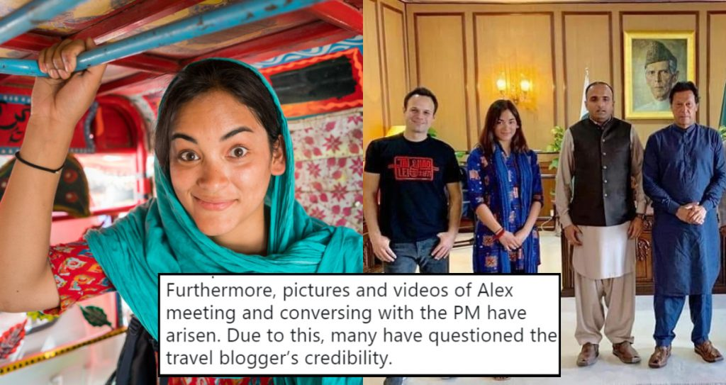TRAVEL VLOGGER ALEX REYNOLDS WHO MADE 'THAT' VIDEO ABOUT TOURISM IN PAKISTAN IS BEING CALLED OUT ON SOCIAL MEDIA!