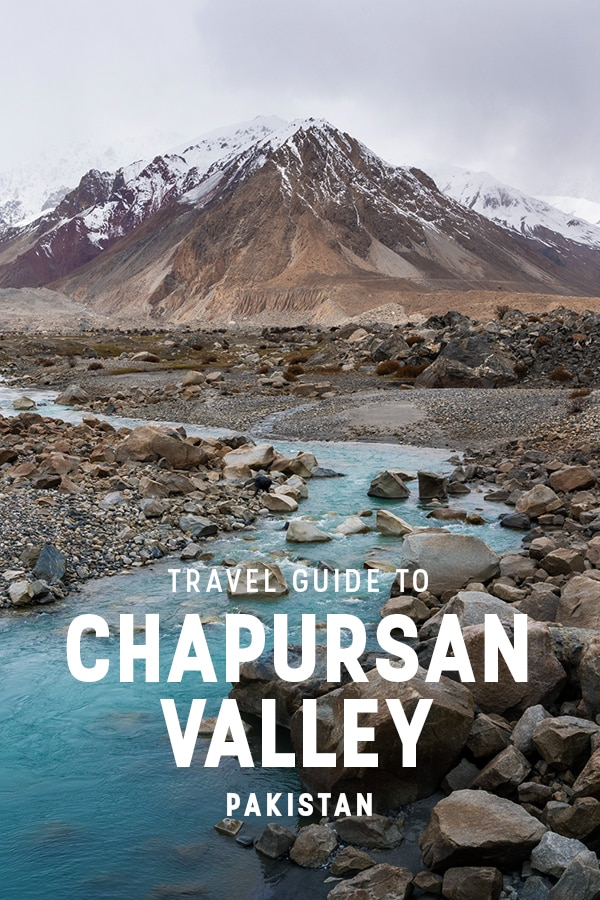 A Travel guide to Chapursan Valley - Alex Reynolds - Lost with Purpose