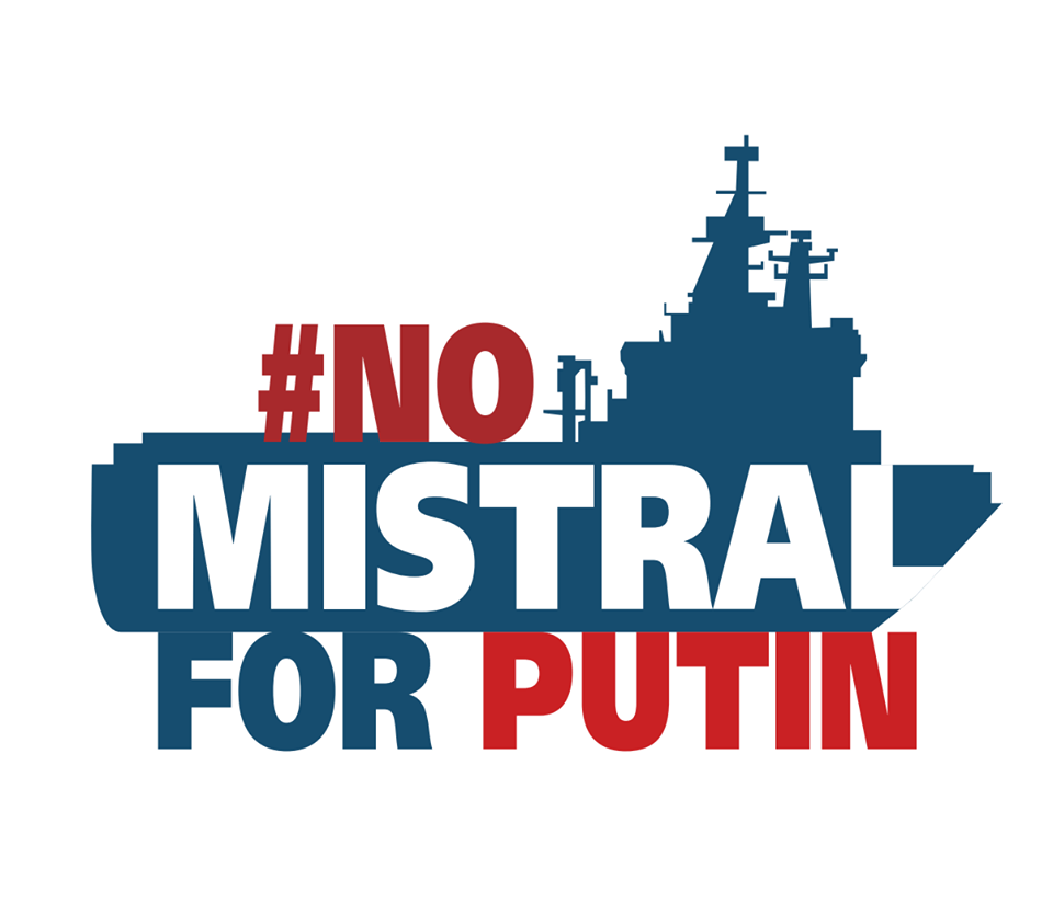 No Mistrals for Putin