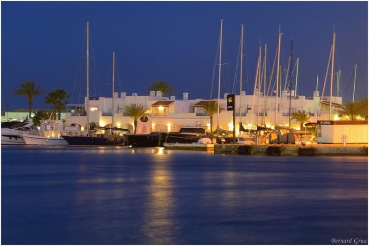 Bernard Grua, heure bleue, blue hour, Espagne, Formentera