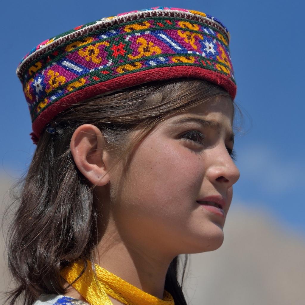 Bernard Grua photographie: Wakhis de la Hunza