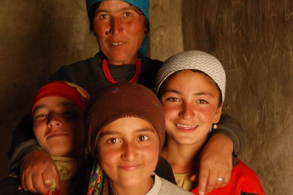 Bernard Grua photographie: Pamiris du Tadjikistan
