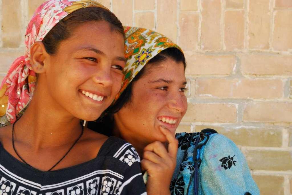 Bernard Grua photographie: Ouzbekistan, Tsiganes