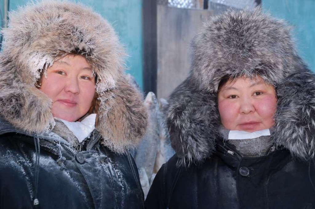 Bernard Grua photographie: Sibérie, Iakoutie, Iakouts