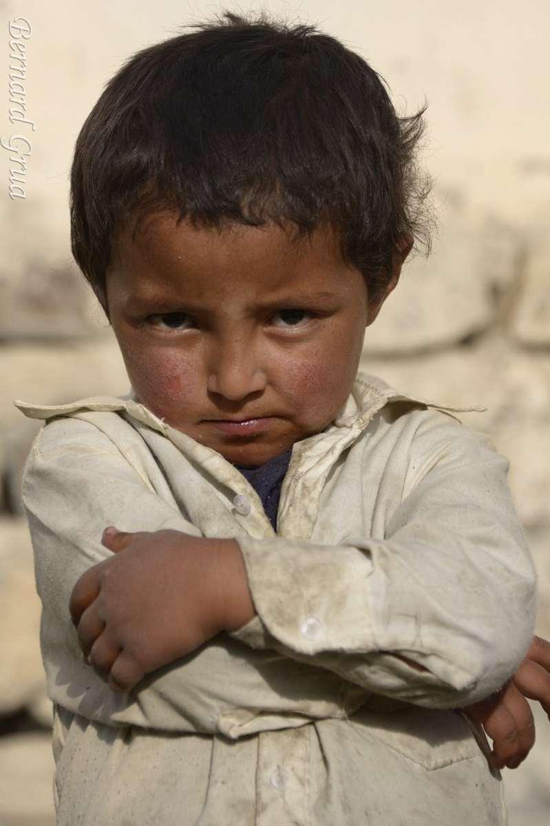 Bernard Grua photographie: Wakhis d'Afghanistan, corridor du Wakhan