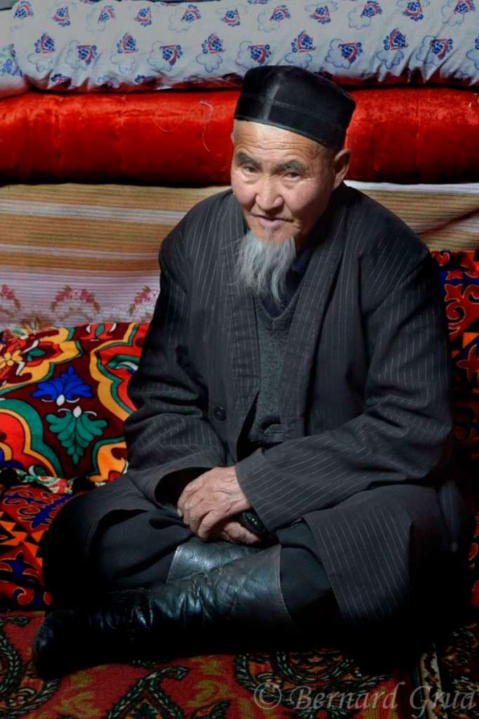 Bernard Grua photographie: Kirghizes du Pamir tadjik