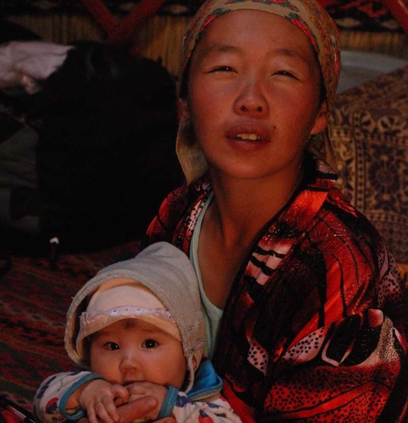 Bernard Grua photographie: Kirghizes du Pamir tadjikstan