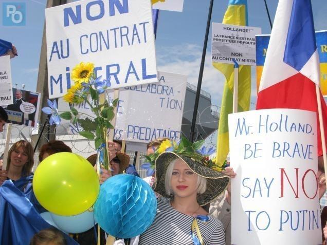 Bernard Grua, Mistral, Vladivostok, première manifestation St Nazaire,