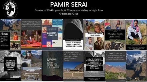 PamirSerai guest houses, Chapursan Valley, Zood Khun, Zuwud Khoon, Alam Jan Dario. Stories