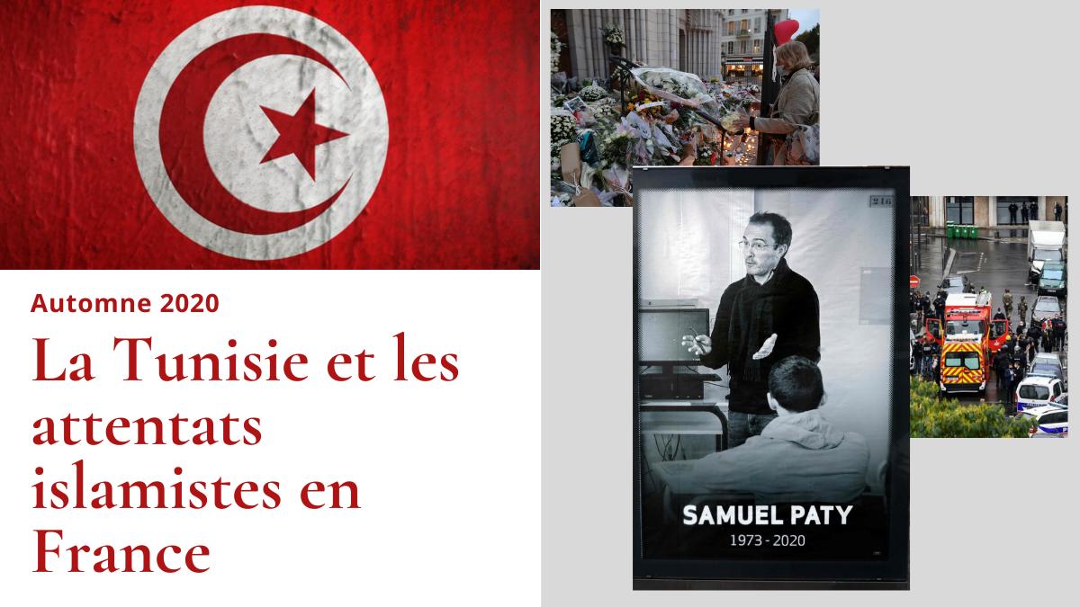 Tunisie, attentats islamistes, Charlie, Samuel Paty, Nice, Zine El Abidinie Belhareth, Tourathna