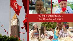 Qui est le notable tunisien Zine El Abidine Belhareth, زين العابدين بلحارث?