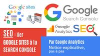 Connectez votre Google site avec la Google Search Console.