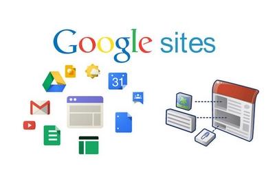 Création site gratuit pour utilisateur non expérimenté. Google sites