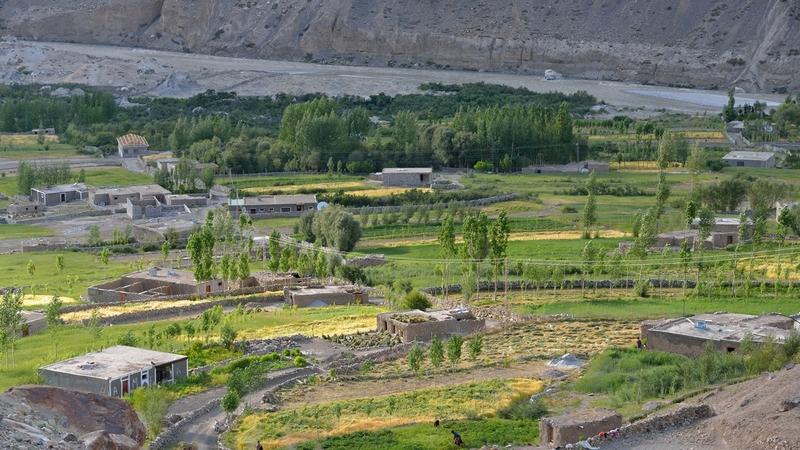 Pamir serai guest house, Chapursan Valley, Alam Jan Dario, Pamr