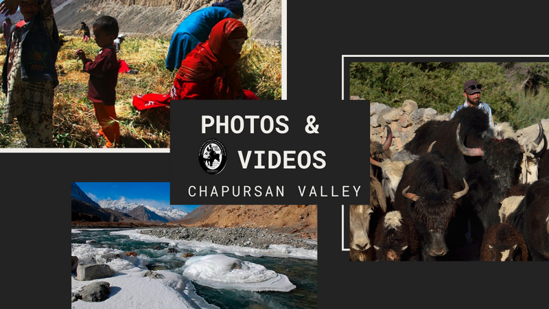 Pamir Serai Chapursan Valley Images