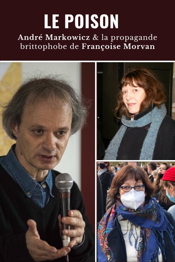 André Markowicz, Hélène Roudier de Lara