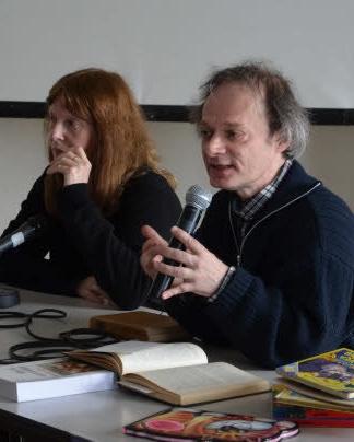 Françoise Morvan, André Markowicz, Hélène Roudier de Lara