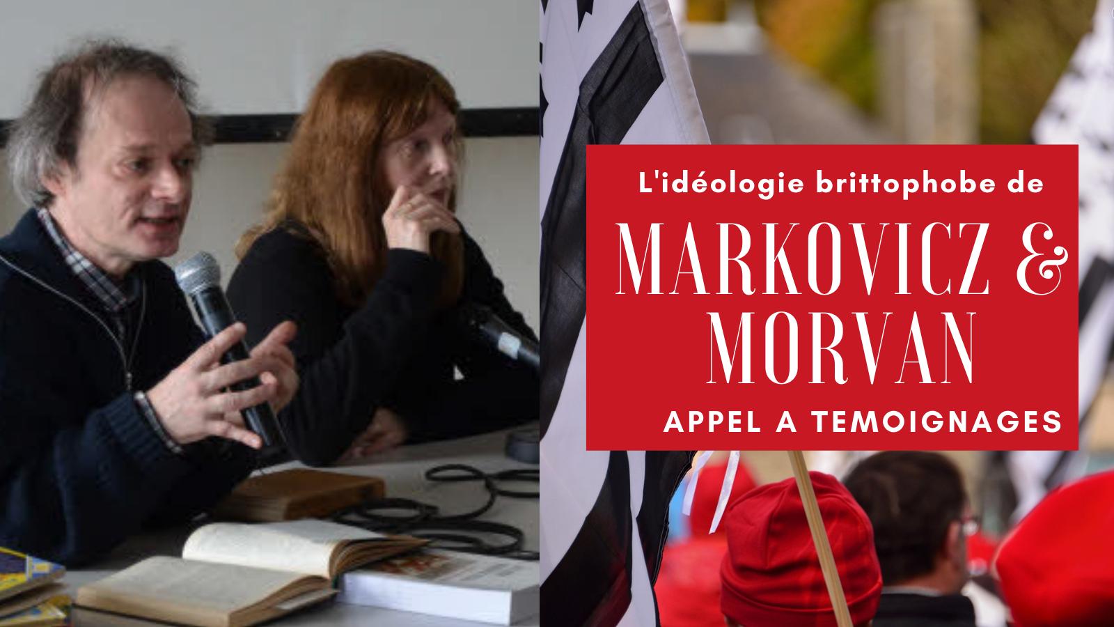 André Markowicz et Françoise Morvan demande d'information Twitter - Affaire Hélène Roudier de Lara