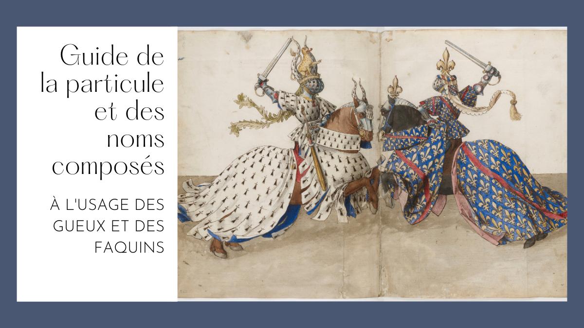 Particule et noms composés, Hélène Roudier de Lara, Philippe de Lara